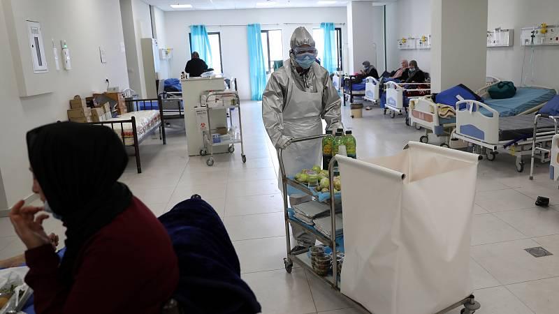 Las mañanas de RNE con Íñigo Alfonso - La tercera ola satura los hospitales de los territorios ocupados de Cisjordania - Escuchar ahora