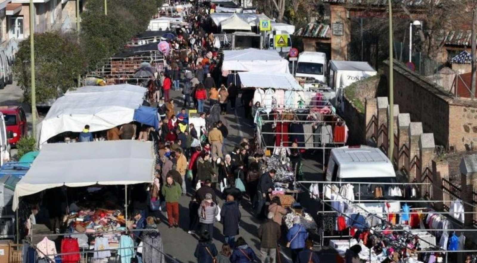 Reportajes Emisoras - Toledo - Traslado del mercadillo de los martes - 06/04/21 - Escuchar ahora