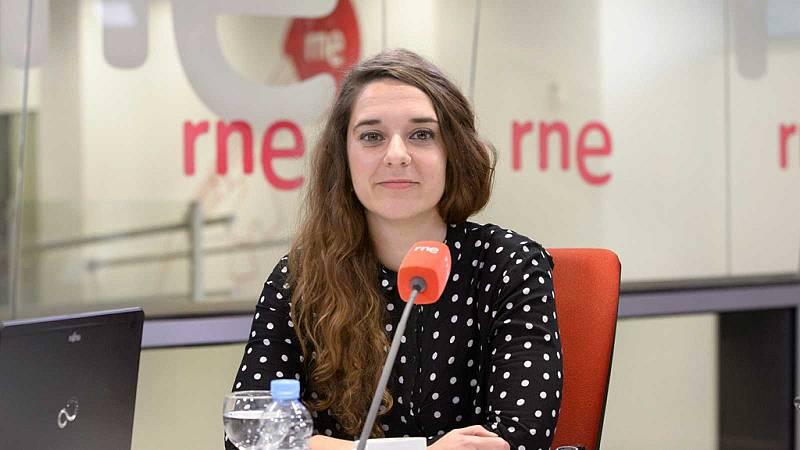 """Las mañanas de RNE con Íñigo Alfonso - Noelia Vera, sobre los centros de atención a las víctimas de violencia sexual: """"La COVID nos ha demostrado que no podíamos esperar ni un segundo más"""" - Escuchar ahora"""