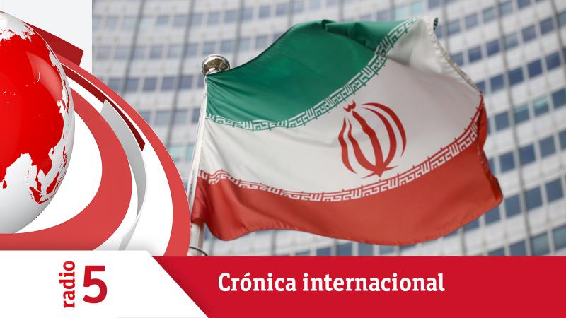 Crónica Internacional - Estados Unidos e Irán tratan de salvar el acuerdo nuclear - Escuchar ahora