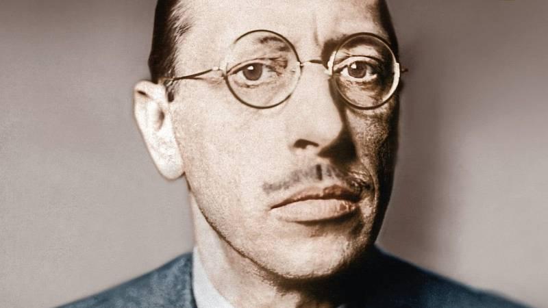 Relato sobre los 50 años sin Stravinsky - escuchar ahora