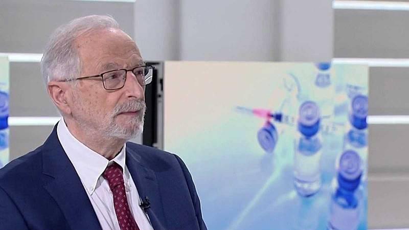 Marca España - Luis Enjuanes: 'La vacuna española será muy segura y con una respuesta inmune muy elevada' - 06/04/21 - escuchar ahora