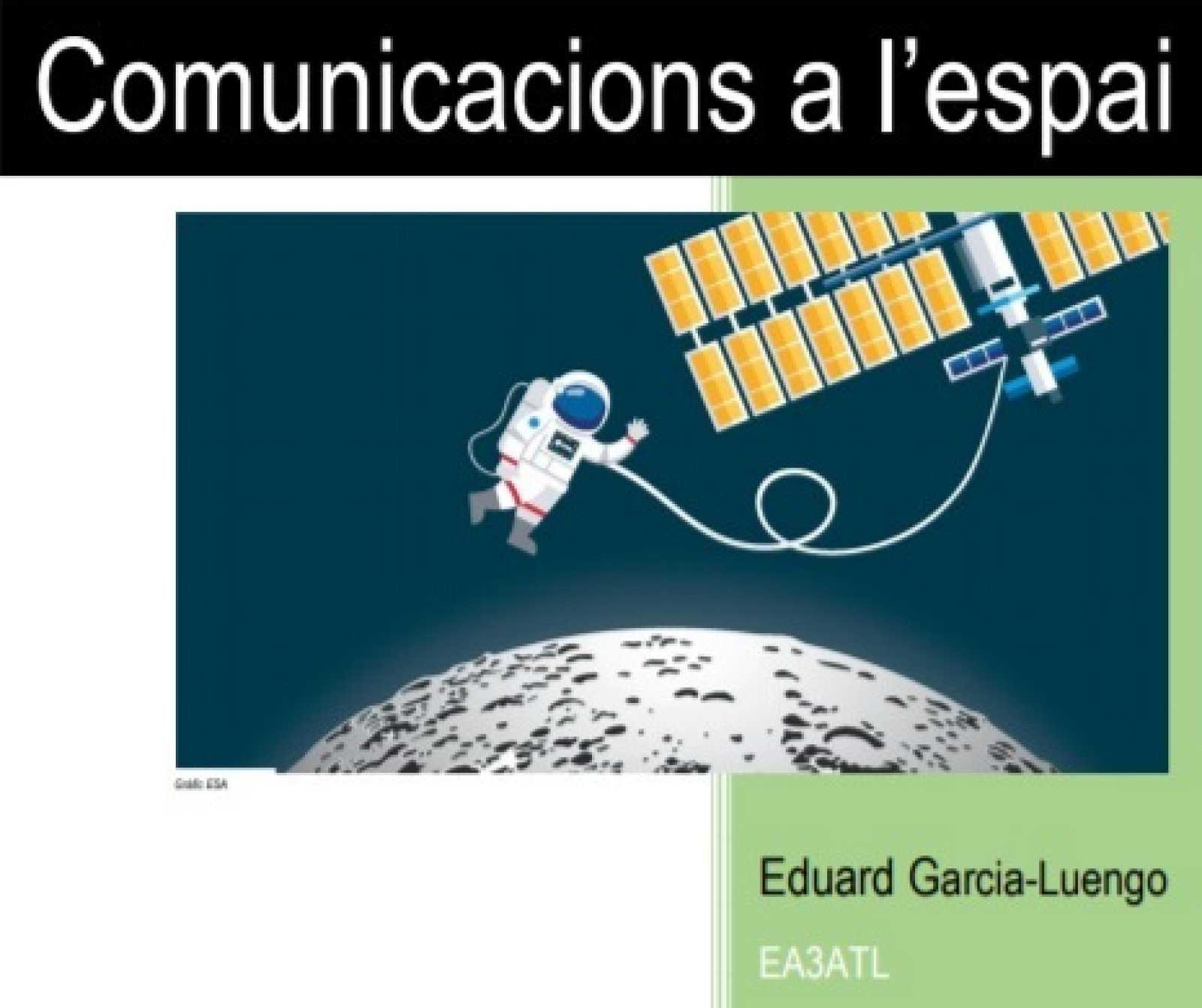 L'altra ràdio - El llibre Comunicacions a l'espai