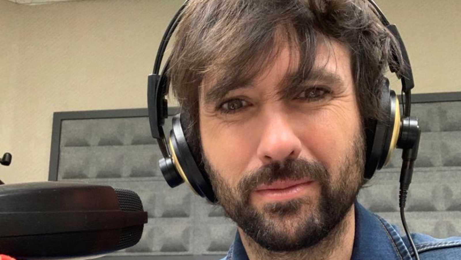 Patio de Voces - David Otero y sus 20 años en la música - 10/04/21 - Escuchar ahora