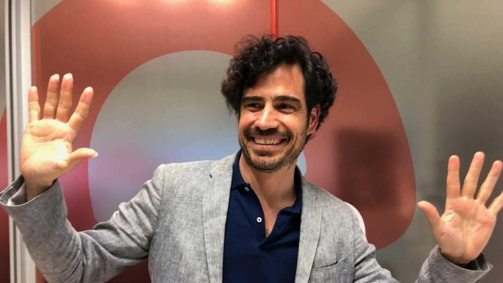 El ojo crítico - Pablo Sáinz Villegas, un clásico de la guitarra - 06/04/21 - escuchar ahora