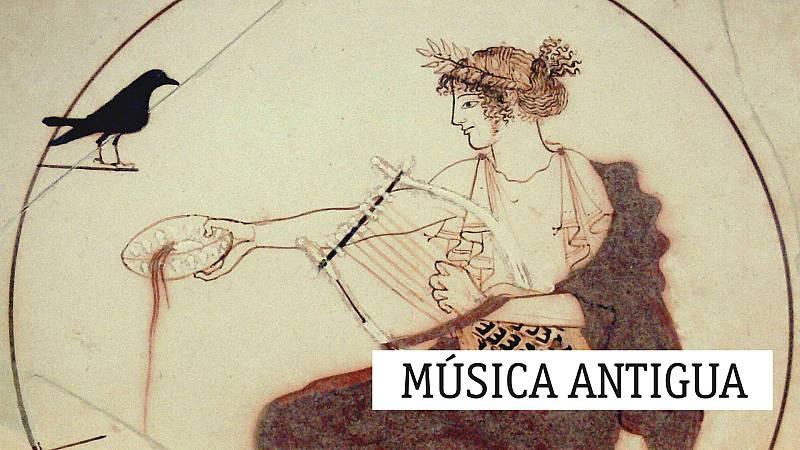 Música antigua - Albinoni - 06/04/21 - escuchar ahora