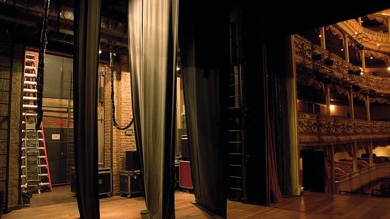 24 horas - Almería, 1923. Crimen machista en el Teatro Cervantes - Escuchar ahora