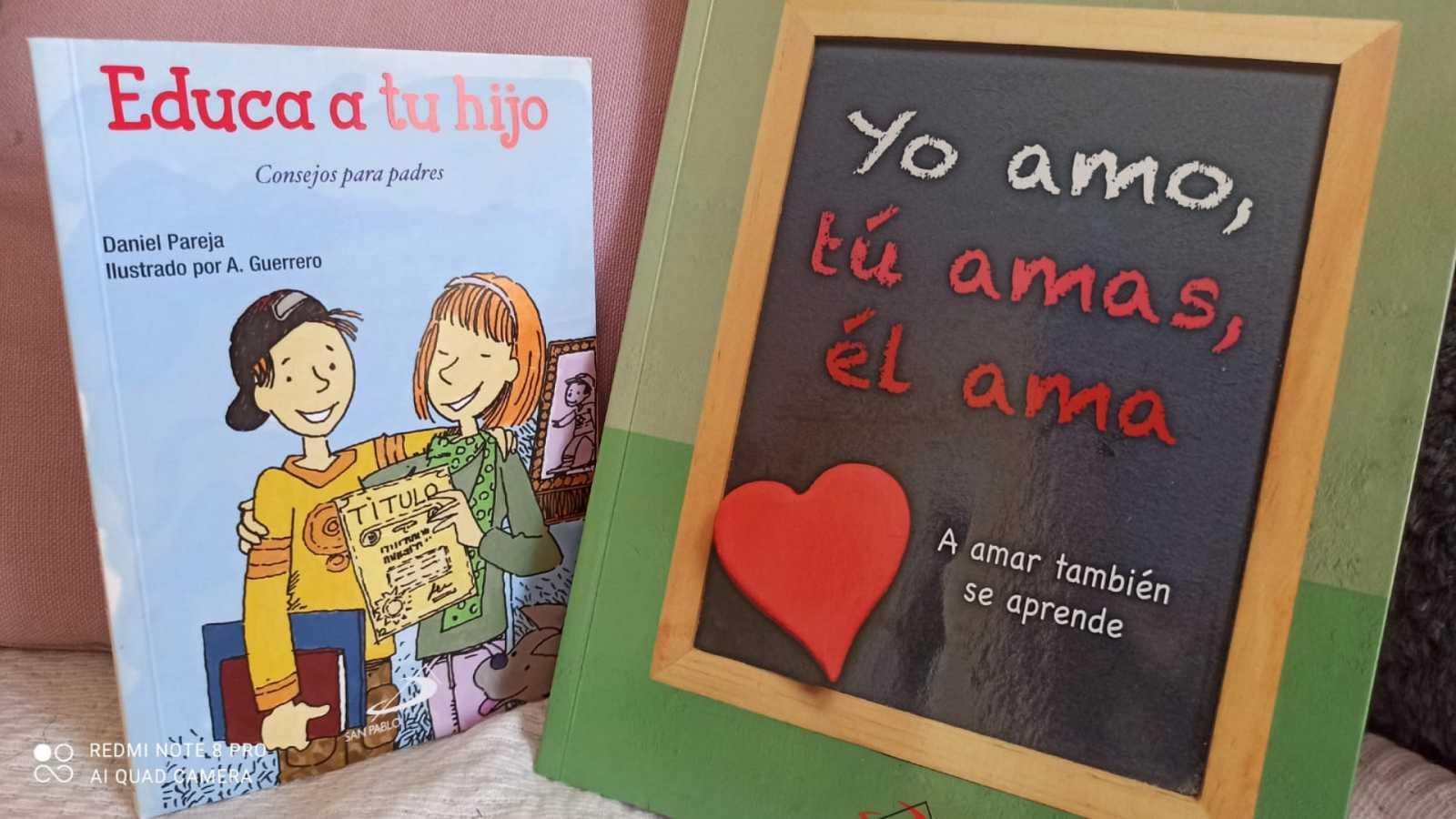 Educar para la paz - El profe Daniel Pareja nos enseña que 'a amar también se aprende' - 07/04/21 - Escuchar ahora
