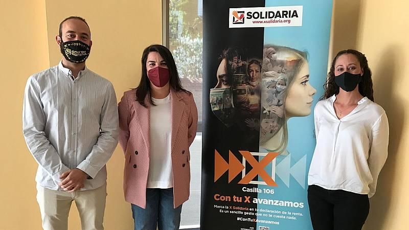 Más cerca - La X Solidaria: un gesto altruista más necesario que nunca - Escuchar ahora