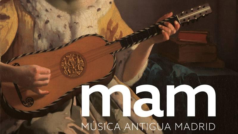 Mónica Hérnandez Totland - 'Música Antigua Madrid' - escuchar ahora