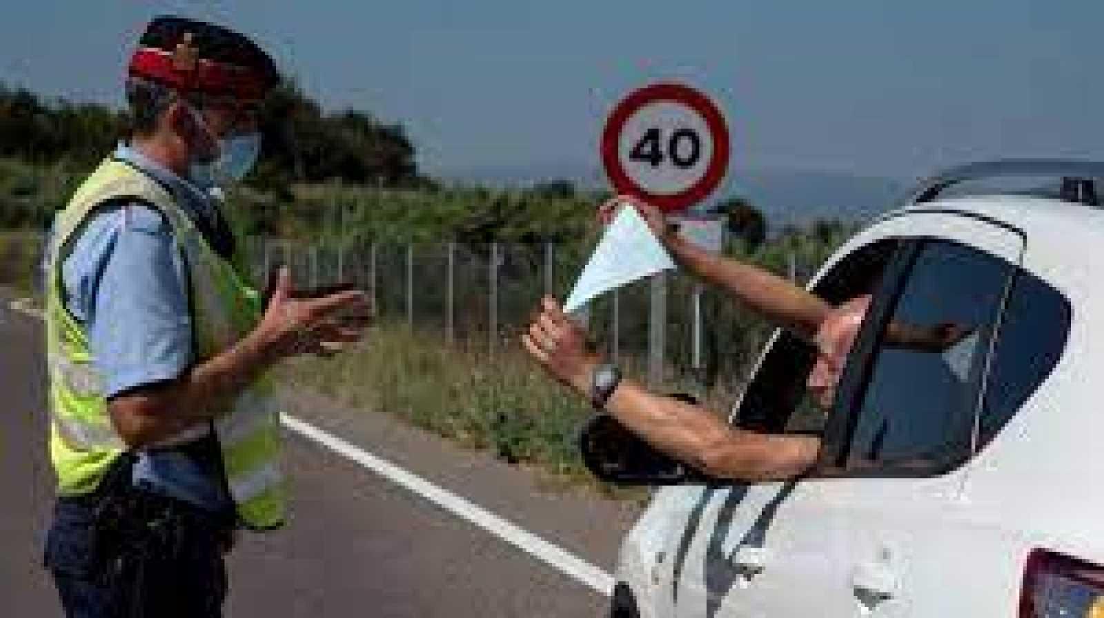Edició Migdia - El PROCICAT aplicarà des de divendres el confinament comarcal
