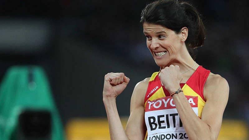 """Radiogaceta de los deportes: Ruth Beitia: """"Me privaron de lo más romántico de nuestro trabajo"""" - Escuchar ahora"""