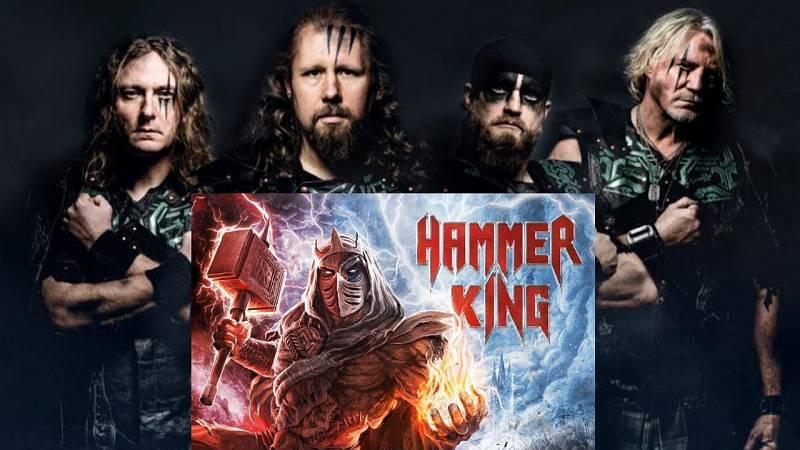 El vuelo del Fénix - Hammer King, Dark The Suns y Vaire - 07/04/21 - escuchar ahora