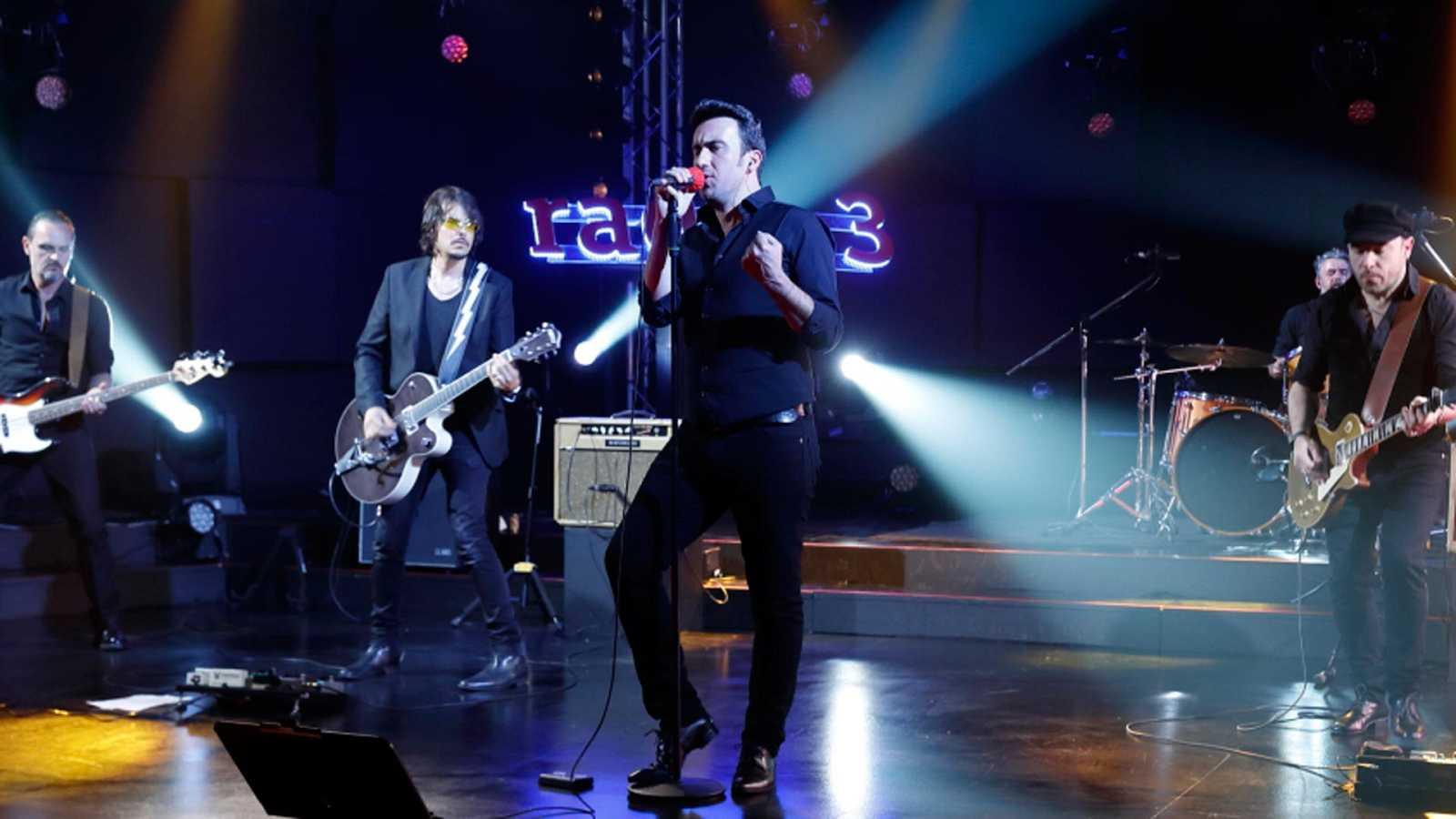Los conciertos de Radio 3 - Freddie Dilevi - 08/04/21 - escuchar ahora