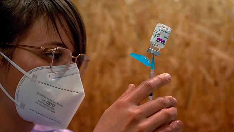 """Las mañanas de RNE con Íñigo Alfonso - Federico Martinón, asesor de la OMS: """"La vacuna de AstraZeneca funciona muy bien"""" - Escuchar ahora"""