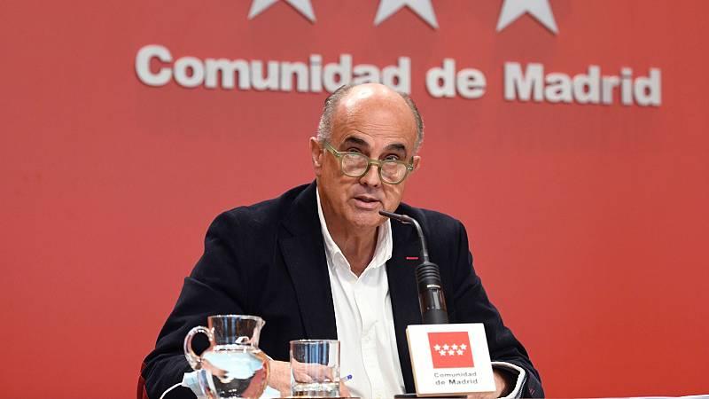 """Las mañanas de RNE con Íñigo Alfonso - Madrid pide vacunar con AstraZeneca a los mayores de 65 y reclama coherencia a Sanidad: """"¿Cómo explicamos a los ciudadanos estos cambios de criterio?"""" - Escuchar ahora"""