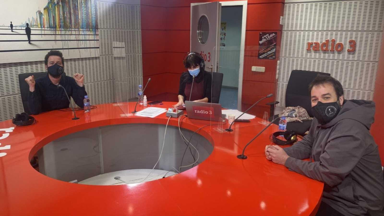 Hoy empieza todo con Marta Echeverría - Niños mutantes, Arquitectura prematura y mucho más - 08/04/21 - escuchar ahora