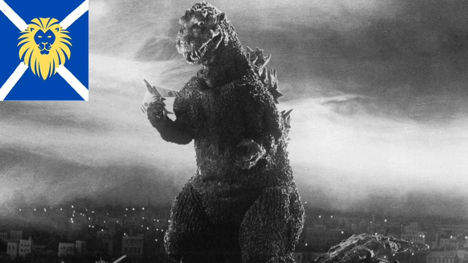 No hay leones en Escocia - Godzilla y la ciencia del Kaiju - 09/04/21 - ver ahora