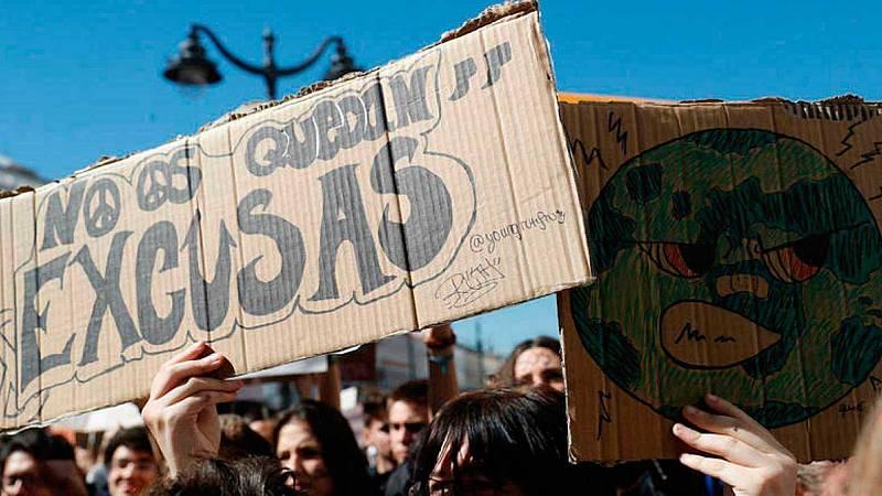 14 horas - Ley de cambio climático: insuficiente pero necesaria - Escuchar ahora