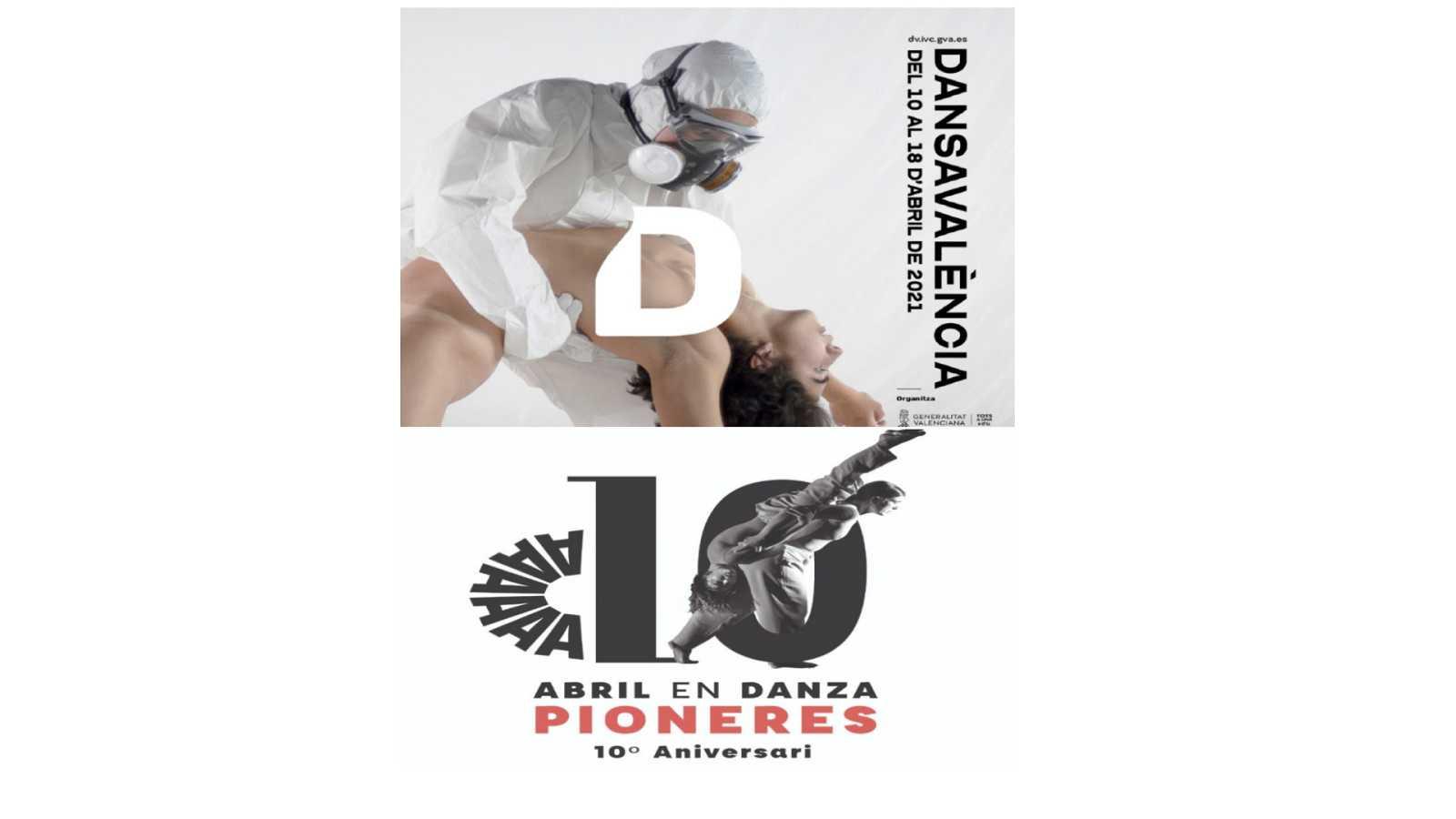 A compás - 'Abril en Danza' y 'Dansa Valencia' 2021 - 10/04/21 - Escuchar ahora