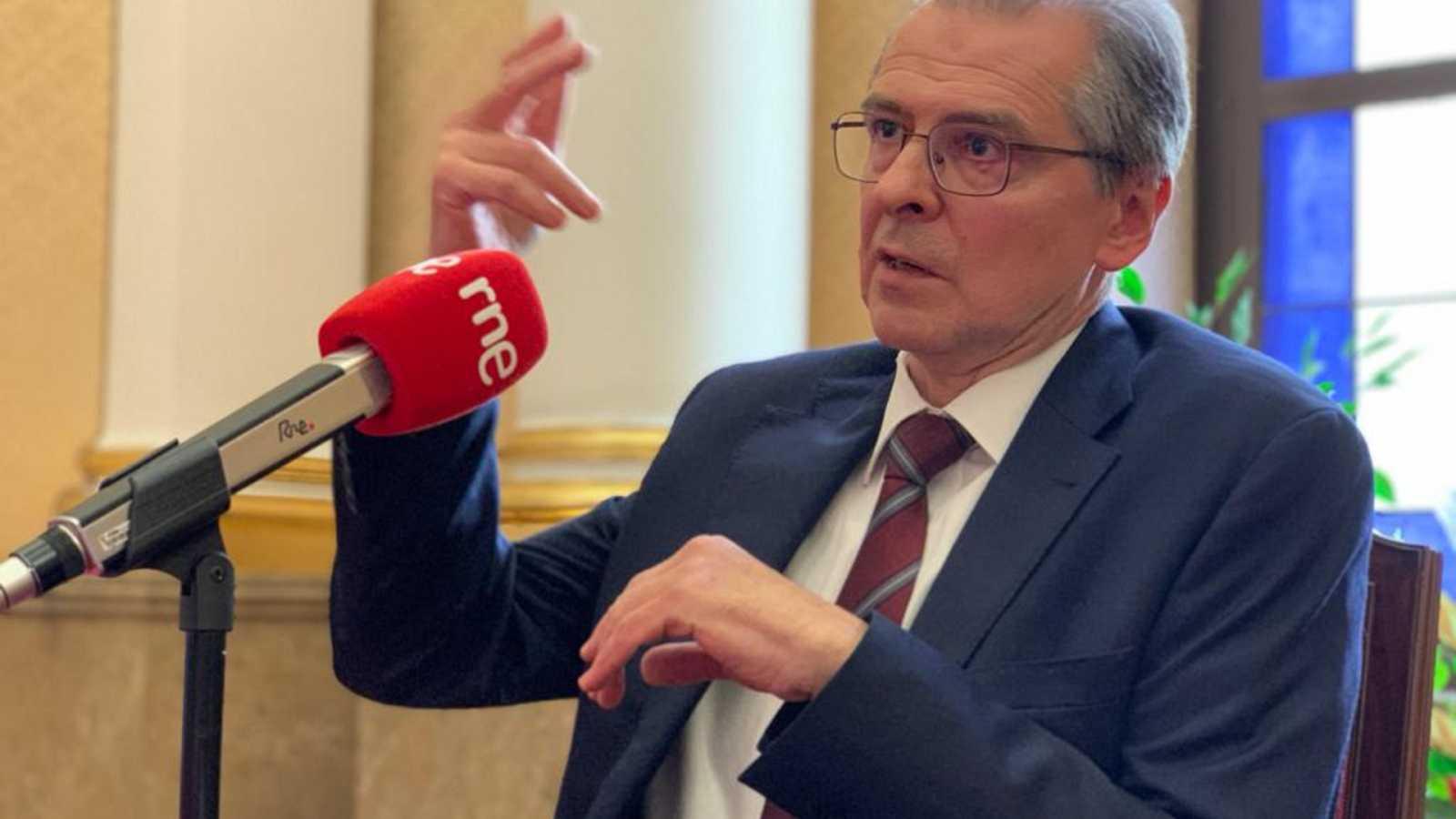 Cinco continentes - Sokolov: «las sanciones no favorecen a nadie» - Escuchar ahora