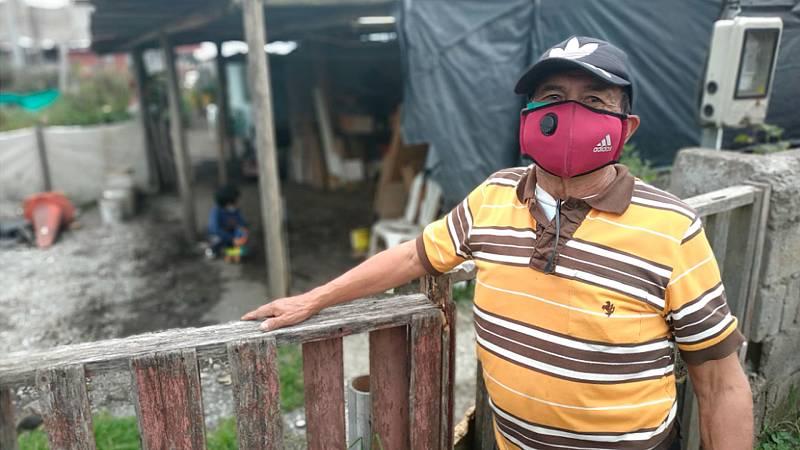 Las mañanas de RNE con Íñigo Alfonso - La pobreza en Ecuador ha aumentado un 32% con la pandemia - Escuchar ahora