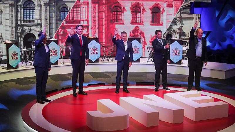 Hora América - Cita electoral en Perú y Ecuador este domingo, 11 de abril - 08/04/21 - escuchar ahora