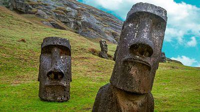 Memoria de Delfín - La Isla de Pascua, la tierra habitada más remota del planeta - Escuchar ahora