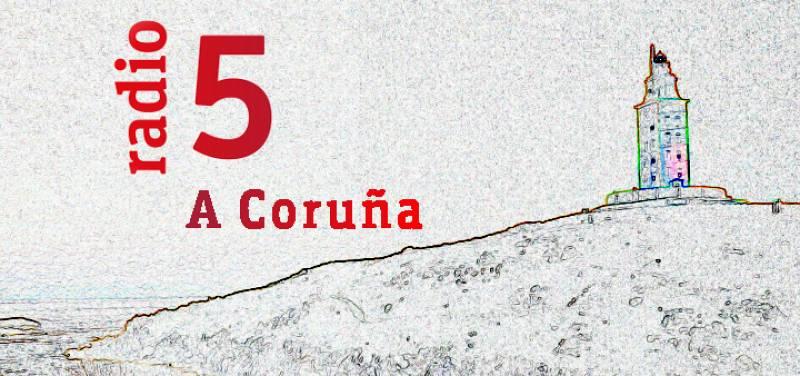 Informativo A Coruña 8:45 - 09/04/2021. Escuchar ahora