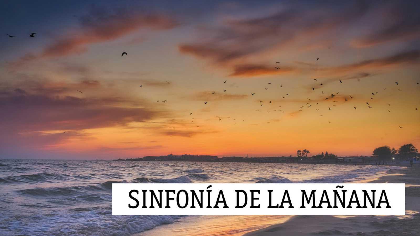 Sinfonía de la mañana - Fritz Wunderlich (Y la música de Alejandro López Andrada) - 09/04/21 - escuchar ahora