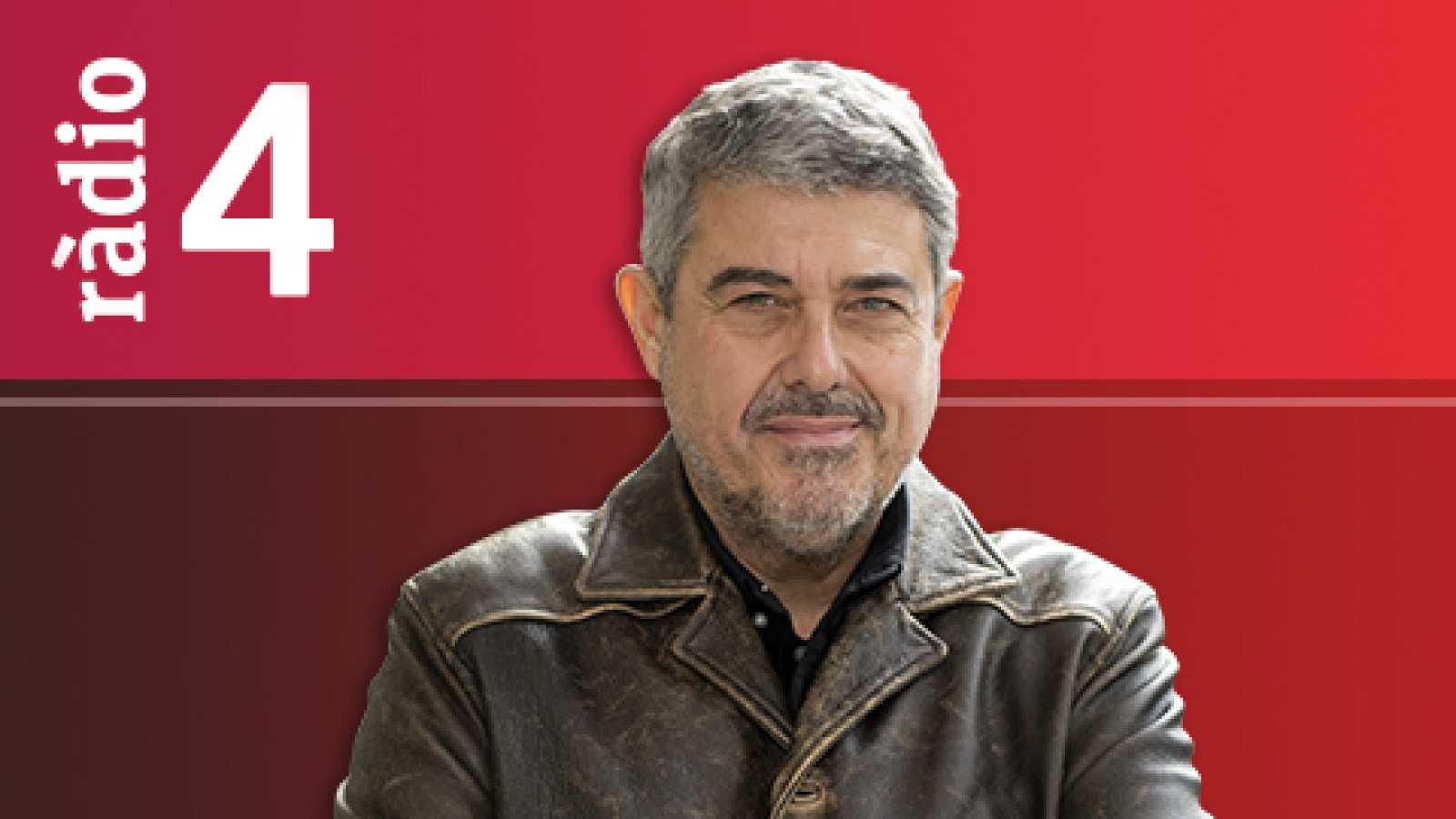 Són 4 Dies - Entrevista Carlos Iglesias. Entrevista Xavier Güell