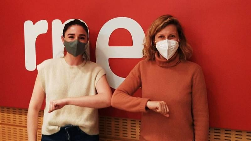 La sala - Un primer encuentro entre Cecilia Freire y Candela Serrat - 11/04/21 - Escuchar ahora