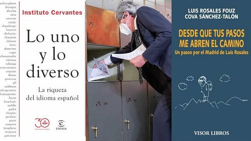 La ventana del Cervantes - En Abril, libros mil - 10/04/21 - Escuchar ahora