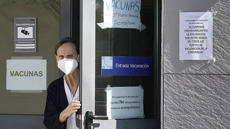 14 horas - Los expertos apuestan por reformar la ley de salud pública para acabar con su ambigüedad - Escuchar ahora