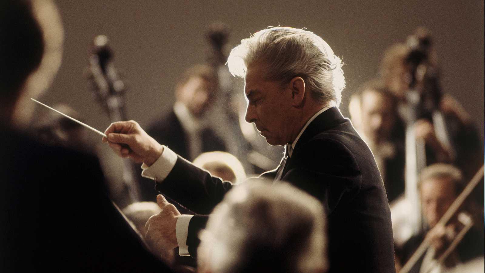 Reportaje sobre Marta Vela y su 'Karajan inédito' - escuchar ahora