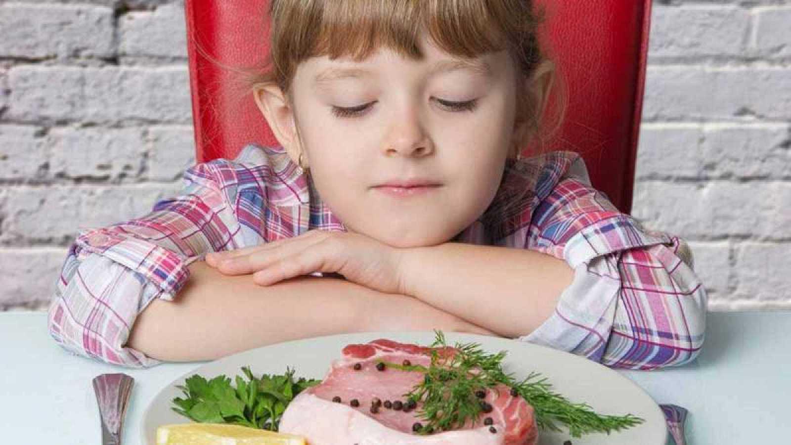Què hem de fer quan el nostre fill no menja?