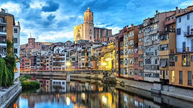 Girona, paisaje interior