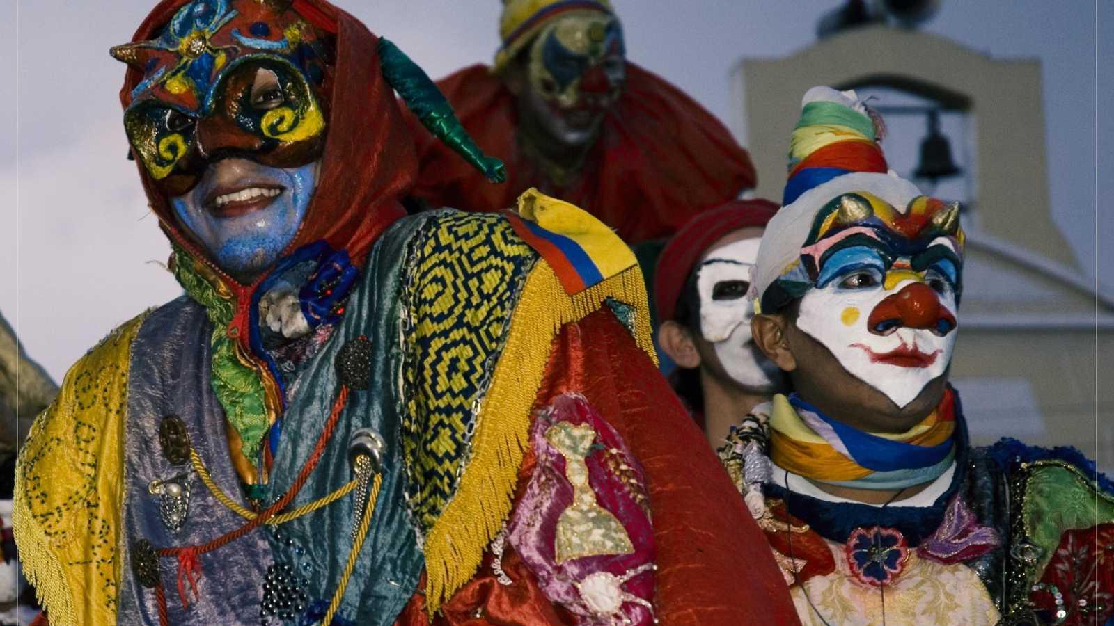 Reportajes 5 continentes - Artistas y crisis en Ecuador - Escuchar ahora