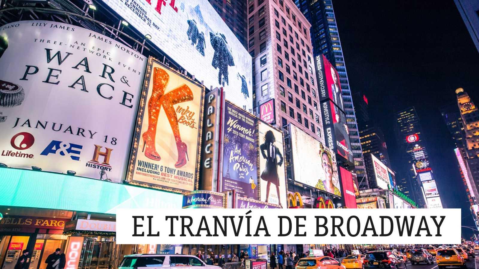 El tranvía de Broadway - Oliver 1968. Banda Sonora Original... - 10/04/21 - escuchar ahora