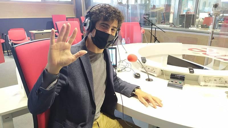 No es un día cualquiera - Pablo Sáinz-Villegas y la inteligencia artificial en el fútbol - Hora 4 - 10/04/2021 - Escuchar ahora