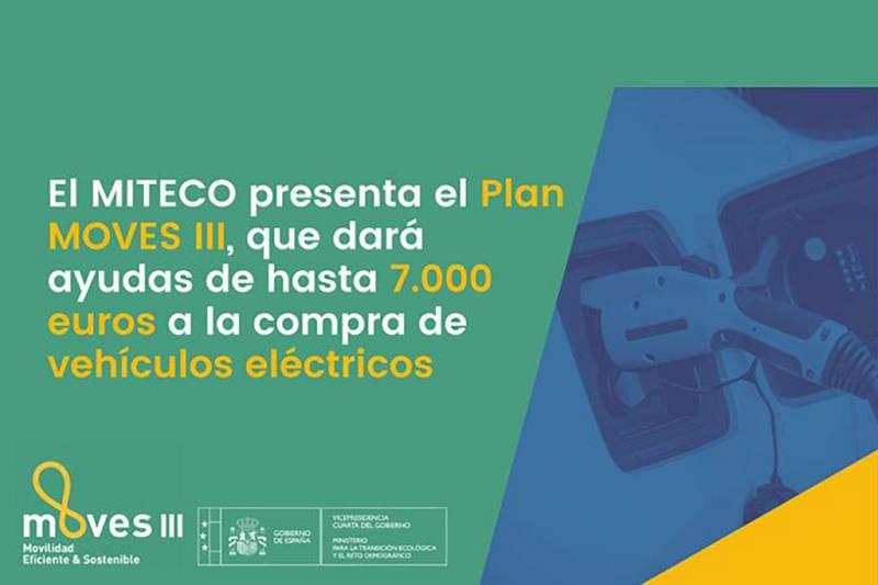 14 Horas Fin de Semana - Plan MOVES III de ayuda para coches eléctricos - Escuchar ahora