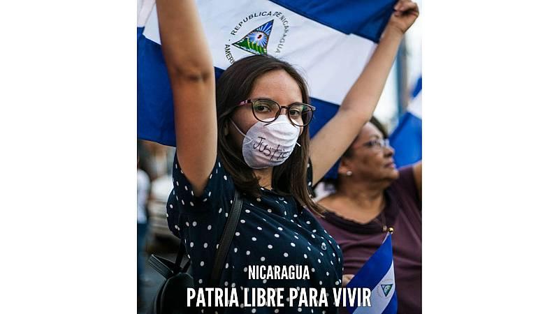 Tres en la carretera - Nicaragua, patria libre para vivir - 10/04/21 - escuchar ahora