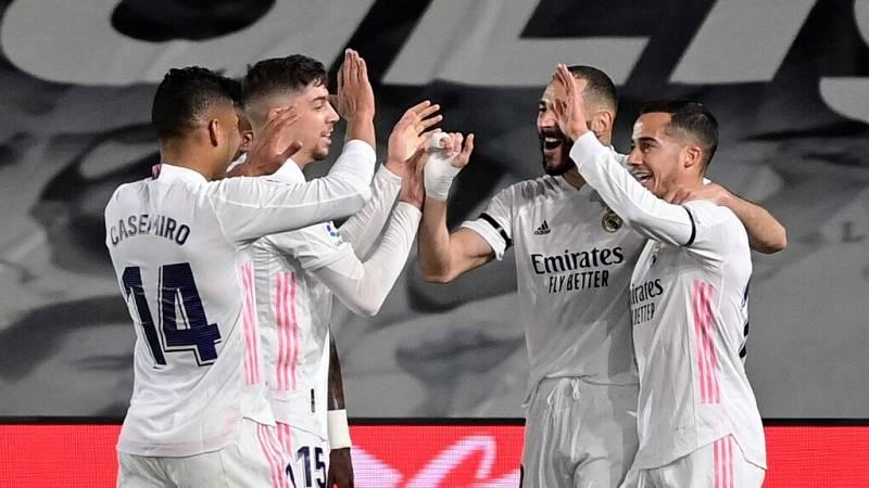 Tablero deportivo - El Real Madrid duerme líder tras El Clásico - Escuchar ahora