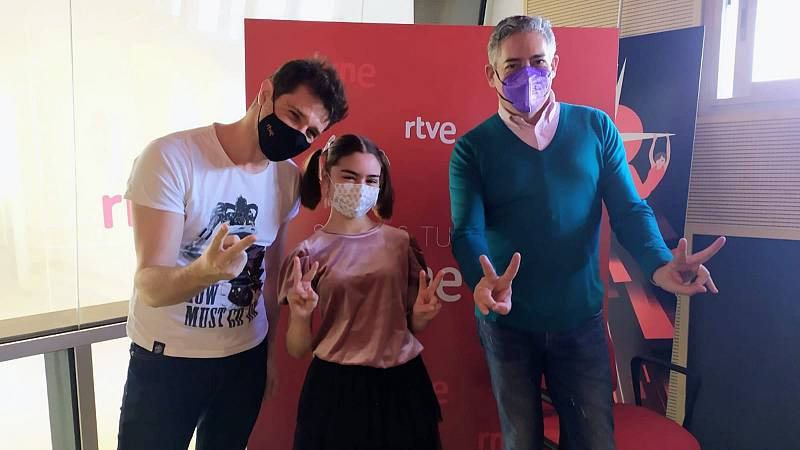 No es un día cualquiera - Boris Izaguirre y Sofía Rodríguez, ganadora de Prodigios 3 - Hora 4 - 11/04/2021 - Escuchar ahora