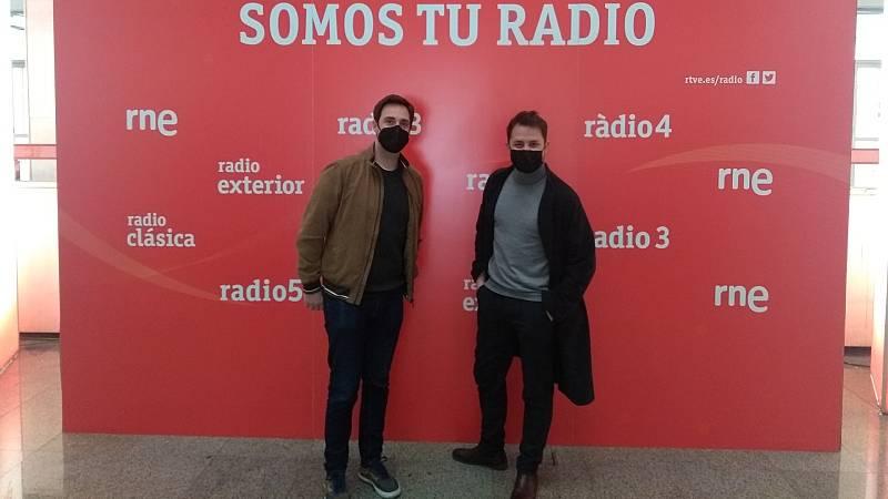 De vuelta en Radio 5 - Renunciar a un sueño por el miedo al 'qué dirán': la premisa de 'The clown' - Escuchar ahora