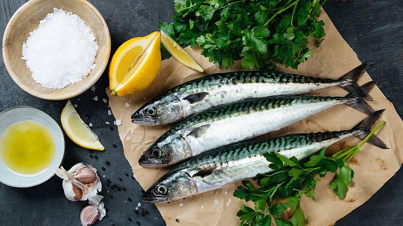 Españoles en la mar - Nuevos beneficios del consumo de pescado azul en personas con riesgo de desarrollar la enfermedad de Alzheimer - 09/04/21 - escuchar ahora
