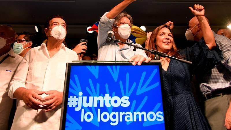 Las mañanas de RNE con Íñigo Alfonso - Guillermo Lasso promete a Ecuador entrar en una nueva etapa - Escuchar ahora