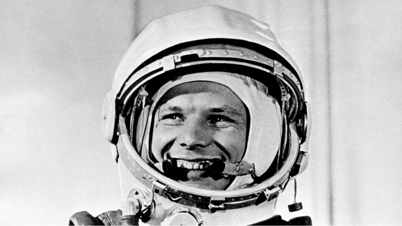 Las mañanas de RNE con Íñigo Alfonso - 60 años de la hazaña de Yuri Gagarin, el primer ser humano que viajó al espacio - Escuchar ahora