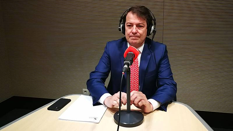 "Las mañanas de RNE con Íñigo Alfonso - Alfonso Fernández Mañueco: ""Necesitamos buscar otro estado de alarma, con otras circunstancias o peculiaridades. Sánchez debe dialogar con las CCAA"" - Escuchar ahora"