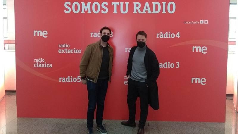 De vuelta en Radio 5 - De 17 a 18 horas - 11/04/21 - Escuchar ahora